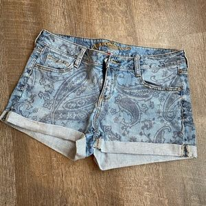 Arizona Jeans Denim Shorts - Juniors 9
